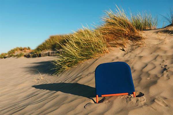 Stoffe Von Dickson Für Strandmöbel Des Design Studios 55