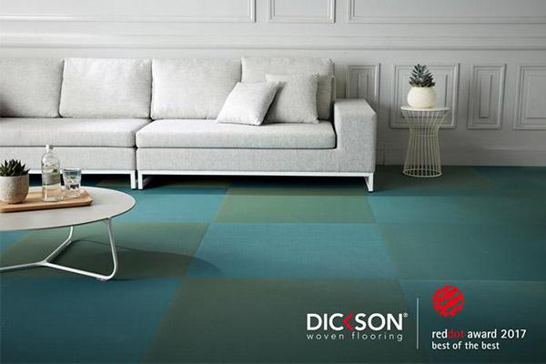 Dickson Gewinnt Best Of The Best Red Dot Award Für Das Innovative