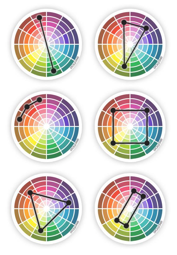 Color harmony: