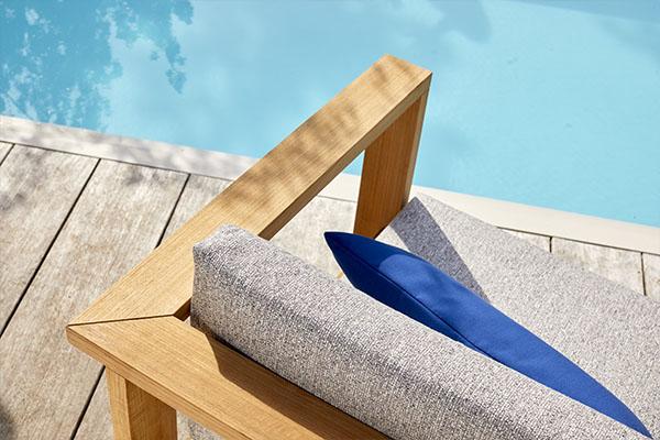 Sunbrella®: una marca conocida y reconocida por sus tejidos de tapicería