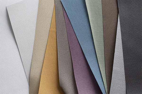 Olika mönster och färger