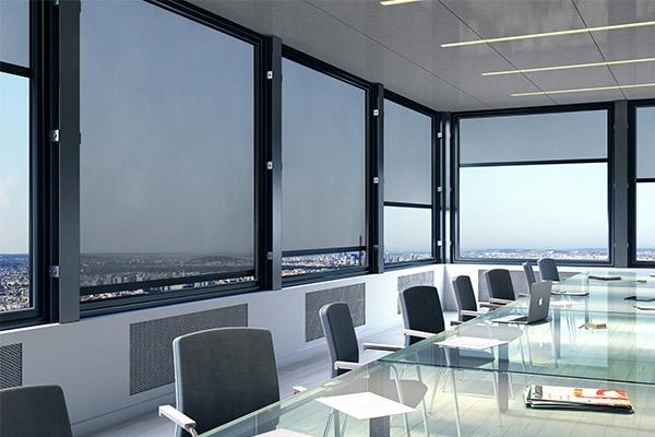 Screen Gewebe für Fassaden aller Art