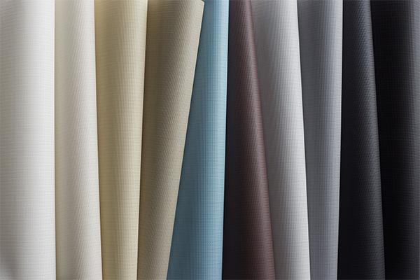 I tessuti per tende a caduta Sunworker: collezioni dal raffinato design