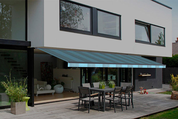 Dickson® Designer: a simulation app for awnings that reflect your style