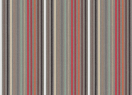 Stripes Confetti Red 3954