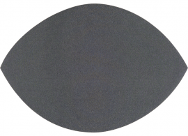 Vinyl Rug Elegance J533 with waxed cotton cord finishing 311