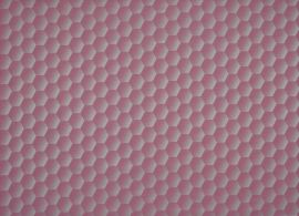 Hexagon Pink J203