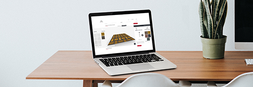 Launch of the new Dickson Flooring Project configurator