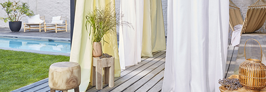 Window Fabrics de Sunbrella: a new innovative collection dedicated to curtains and drapes