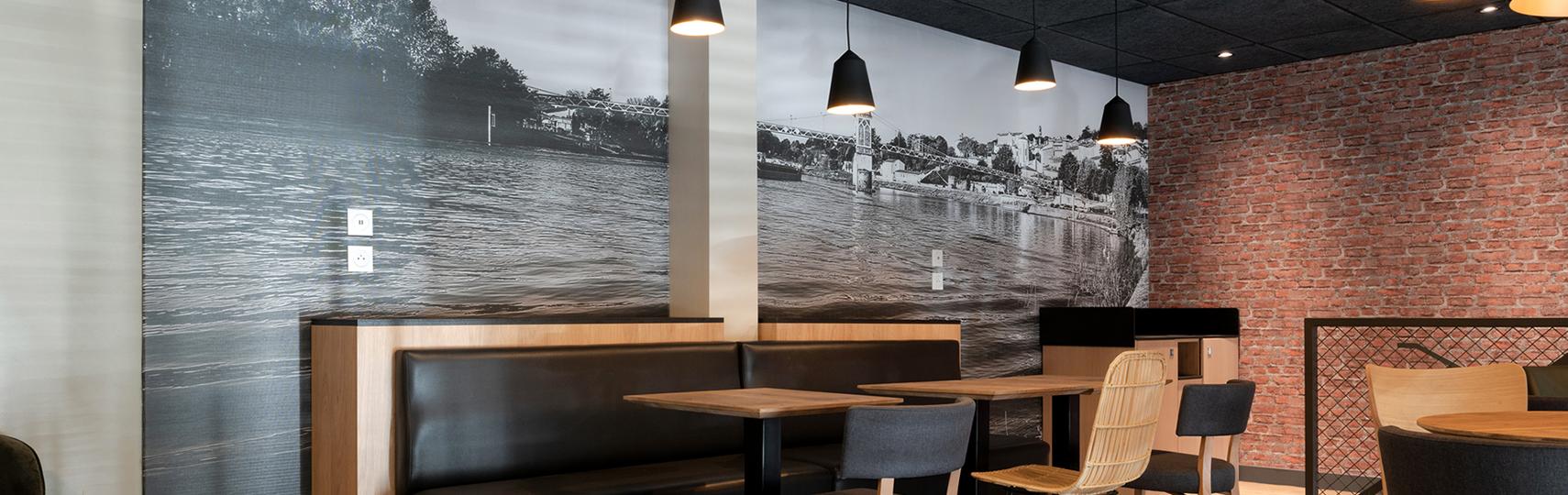 La Panière Bakery elige la tecnología HP Latex para la decoración de paredes acústicas