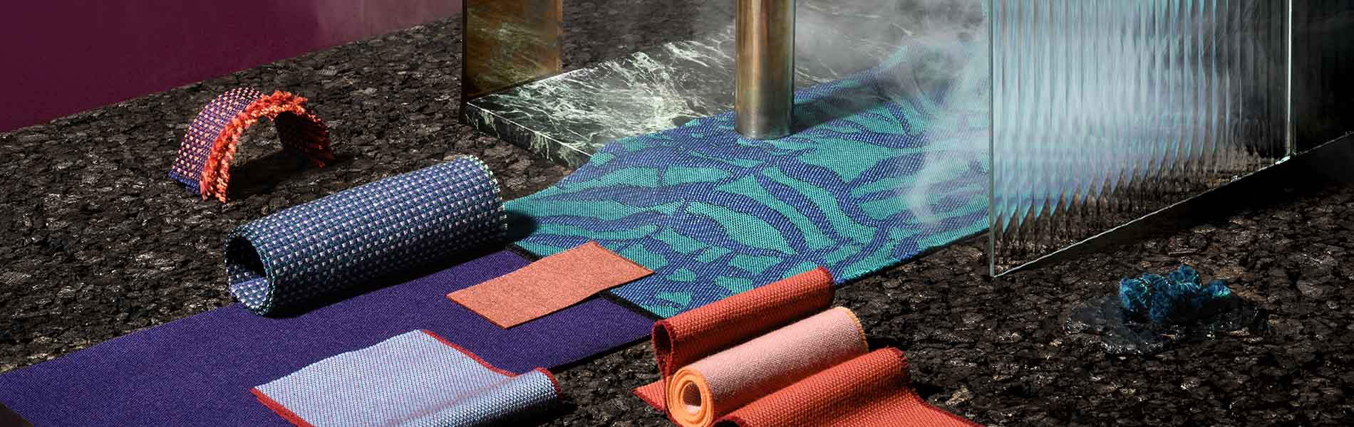 Bahia and Odyssey: Sunbrella®'s new textile collections