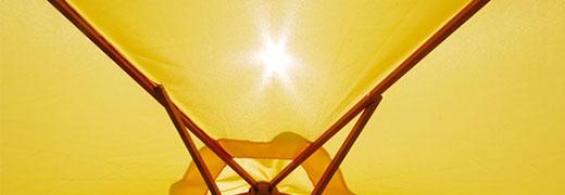 Hur fungerar solstrålningen?