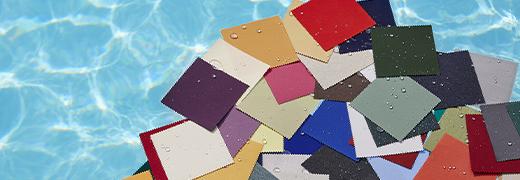 Awning fabrics: Shades of design