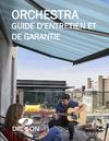 Guide de garantie