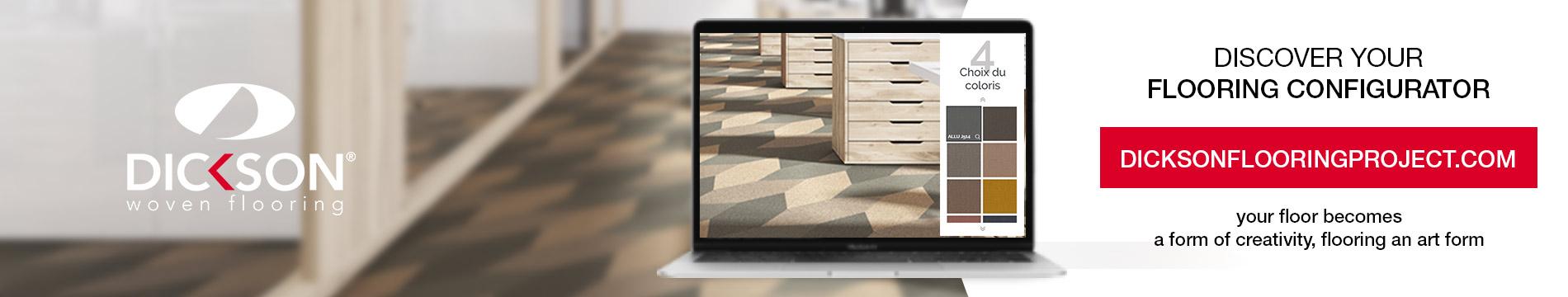 Dickson® Flooring Project