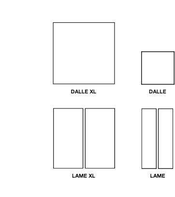 Les formes combinables
