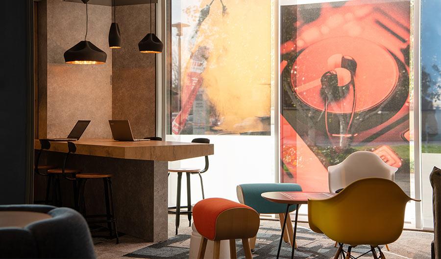 Ibis Lyon Caluire Hotel