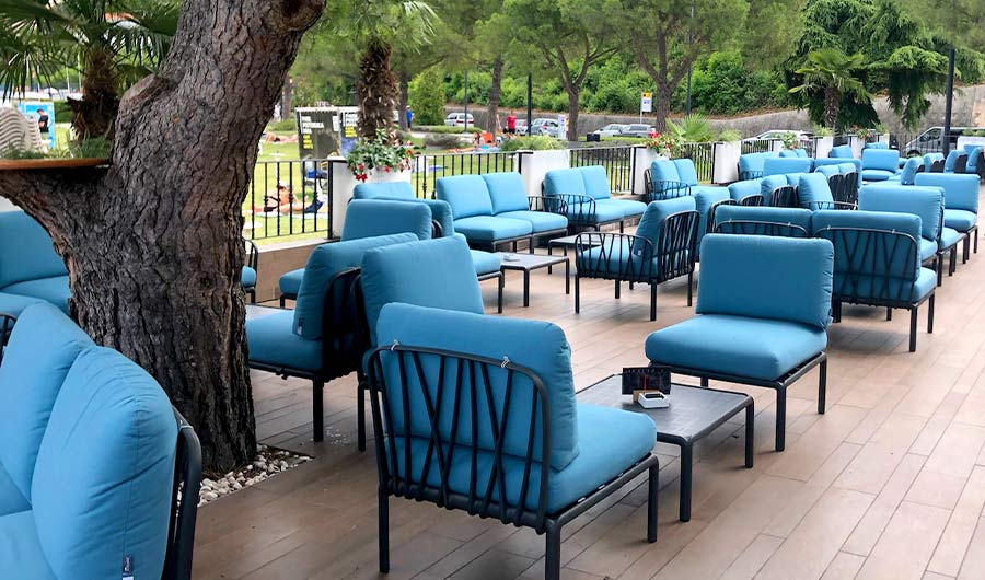 Nardi-Möbelserie Komodo
