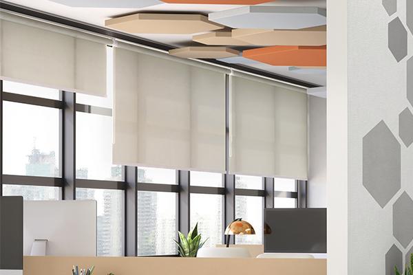Des toiles screen micro-perforées pour tout type de façade