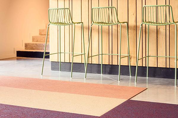 Geweven tapijt