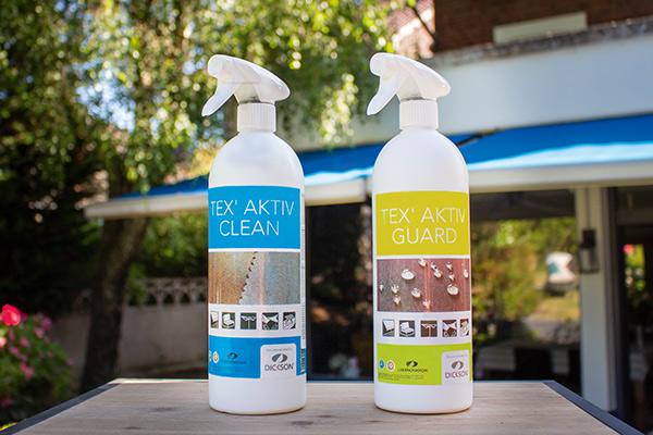 Verwenden Sie unsere Produkte TEX'AKTIV