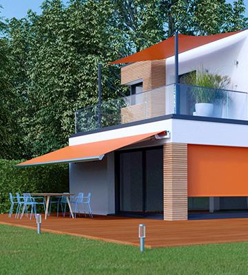 Toile de protection solaire