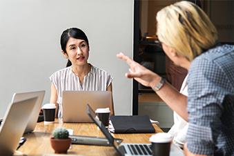 Schulungs- und Karrieremanagement