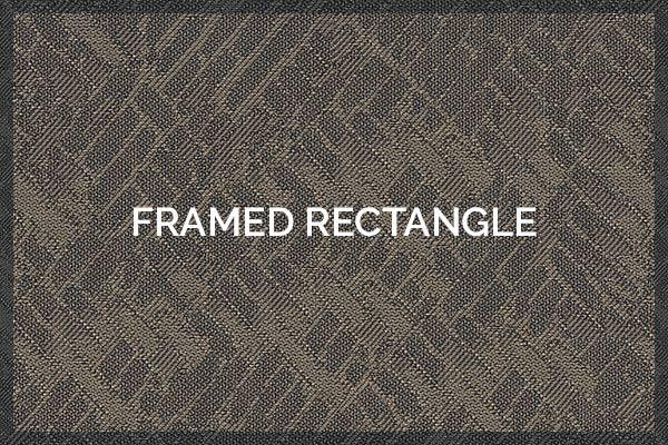 Framed rectangle