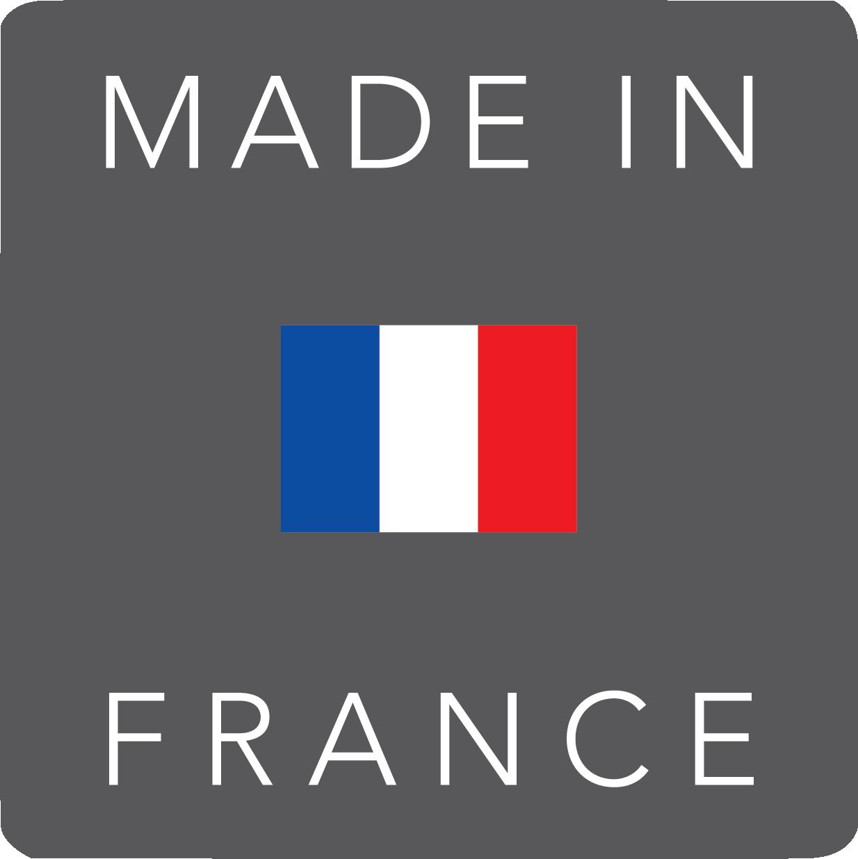 Wyprodukowano we Francji