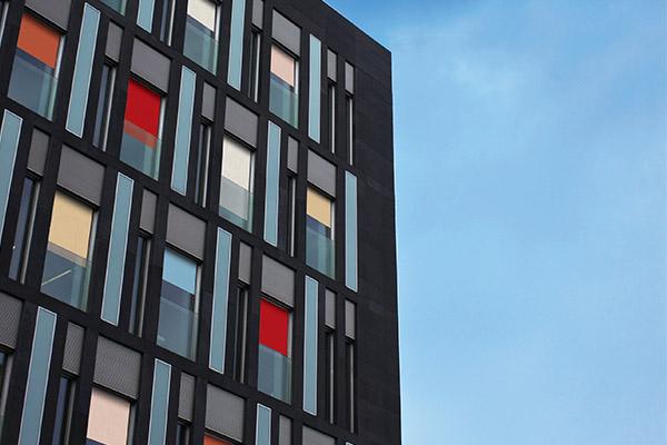 Unique facades