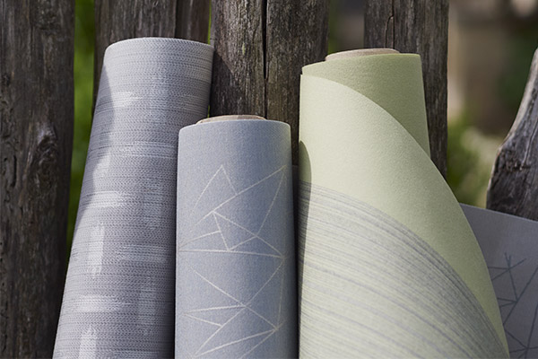 Timeless and designer fabric ranges