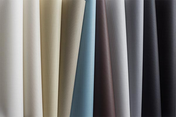 Recommended fabrics for your side awning: