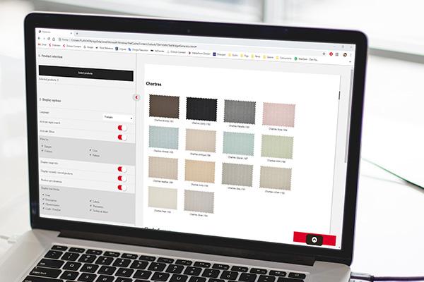 Widget catalog : Win tijd en maak het u gemakkelijk