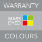 Mass dyed image