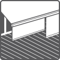 Roll-up valance image