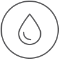 Water repellent image