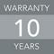 10 years warranty image